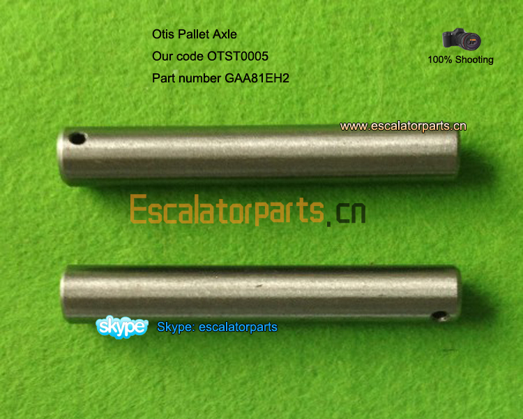 OTIS Pallet Axle (Rear) GAA81EH2