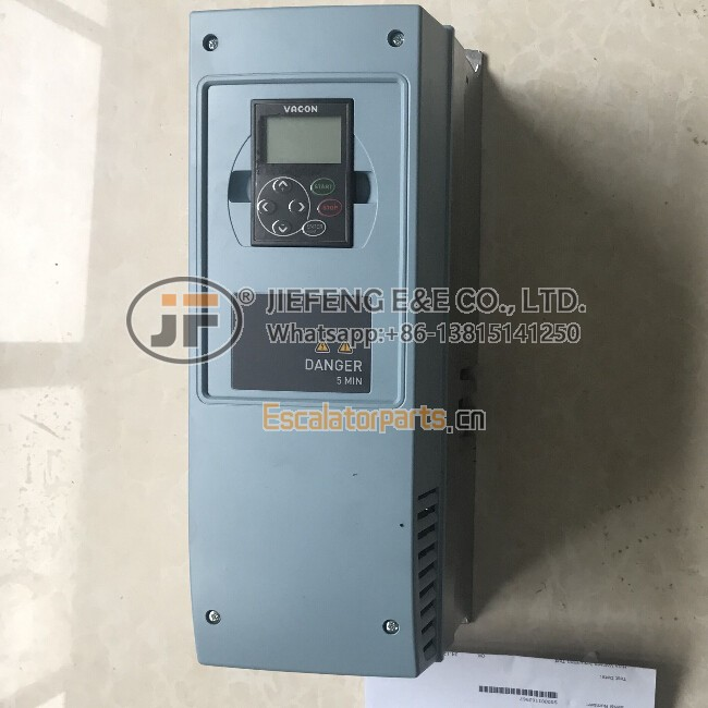 KM50005141 Kone Escalator Drive VACON Frequency Converter NXL00235-C2H1SSS-000+WT04+DNOT